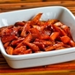 Recipe for Maple-Glazed Roasted Carrots