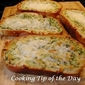 Recipe: Garlic Bread