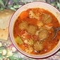 Year of Soup Recipe Challenge Week 4- Italian Style Meatball and Vegetable Soup