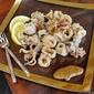 Fried Calamari with a Chipotle Kick