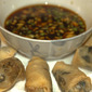 SHIITAKE & ENOKI ASIAN MUSHROOMS SPRING ROLLS