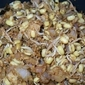 Recipe: Moong ani Keerlyache nisthe - Green gram and bamboo shoots