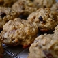 Pantry Raid = Cookies. Soft, Nutty, Oat-filled Cookies!