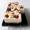 Trancetti di cheesecake ricotta fragola e cioccolato bianco