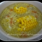 Cream Corn & Melon Soup