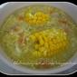 Cream Corn & Melon Soup