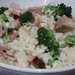 Sunday Suppers - Chicken, Ham & Broccoli Risotto