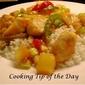 Recipe: Pineapple Chicken Stir Fry