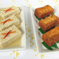 Tofu With Prawns - Steamed And Deep Fried (Guest Post)