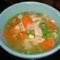 Gluten Free Chicken Soup... for those days when you're less than healthy