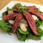 Asian Steak Strips and Butterbean Salad