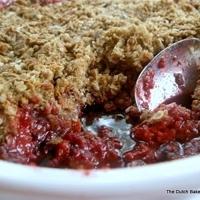 BRANdelicious Berry Crisp