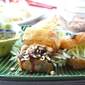 Stuffed Tofu Puffs With Sweet And Spicy Sauce