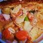 Homemade Chicken Marsala Pot Pie Recipe