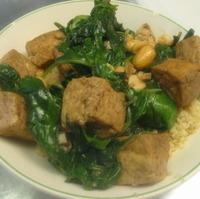 Spinach Stir-fry