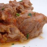 Veal stew - Spezzatino di vitello