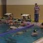 Swim Team and Chocolate Puddles