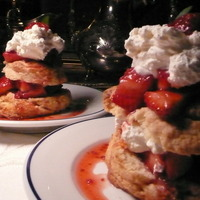 Spring Has Sprung, The Grass Has Riz, Here Is Where The Shortcake Is!