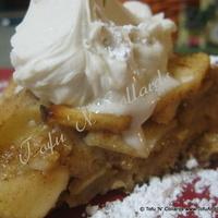 Apple Cobbler Pie