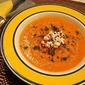 Spicy Sweet Potato and Tomato Soup from The South Beach Diet Super Quick Cookbook