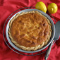 Judi's Bistro- Lemon Cake Pie