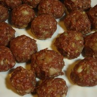 Sauerkraut and Meatballs
