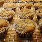 Recipe: Blueberry Crumb Muffins