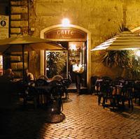 Rome's Best Pizza: Prosciutto with Porcini Mushroom