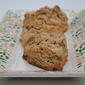 Cinnamon Walnut Scones: Just sweet enough