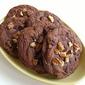 Spicy Hot Chocolate Brownie Cookies-Lemon Glazed Ricotta Cake-Kahlua Chocolate Cupcakes w/ Kahlua Buttercream Frosting