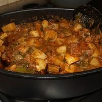 Georgian Beef and Potato Stew
