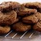 Sea Salt Ginger Cookies