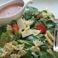 Blushing Pink Bowtie Salad