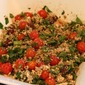Israeli Couscous and Vegetable Salad