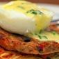 Eggs Benedict for Dinner