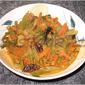 Mixed Vegetables in Yogurt Sauce