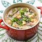 Hot And Sour Soup With Seafood
