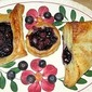 Easy Blueberry Tarts