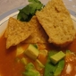 Pareve Mexican Vegetable Soup and Corn Bread