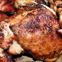 Chinese Barbecued Chicken