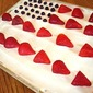 Flag Day Sugar Cookie in a Pan