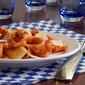 Pasta alla'Amatriciana- Guanciale, It's Magic Bacon