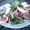Spring Mix, Arugula, Endive & Fennel with Prosciutto and a Pear Vinaigrette