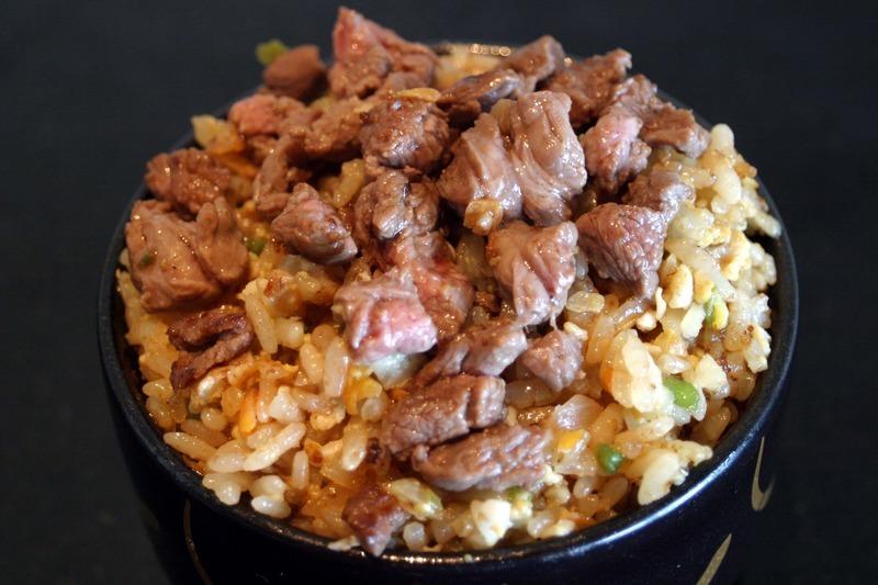 Yakimeshi Beef