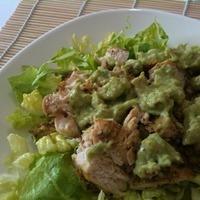 Chicken-Pistachio Salad