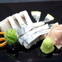 Shime-Sawara (Pickled Mackerel)