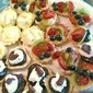 Glazed Tartlets with Frangelico