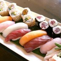 Sushi maki combo