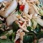 Bok Choy Salad with Soy Vinaigrette