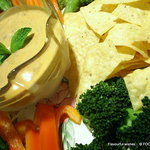 Turkish inspired FETA and BEAN dip / spread Delight
